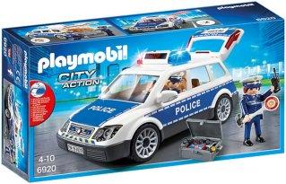 Playmobil City Action 6920 Politibil