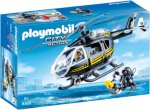 Playmobil City Action 9363 Utrykningshelikopter