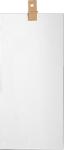 Bloomingville Note speil med lærdetaljer 28x40cm