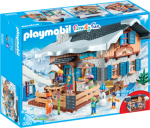 Playmobil Family Fun 9280 Skihytte
