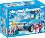 Playmobil Family Fun 9281 Vinter-SUV