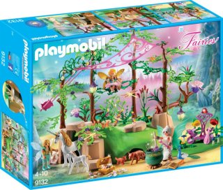 Playmobil Fairies 9132 Magisk skog m/feer