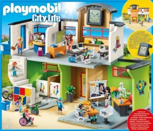 Playmobil City Life 9453 Skolebyggning