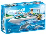 Playmobil Family Fun 6981 Dykketur m/racerbåt