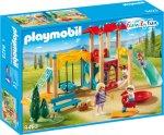 Playmobil Family Fun 9423 Lekeplass