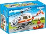 Playmobil City Life 6686 Ambulansehelikopter