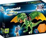 Playmobil Super4 9001 Alex & drage
