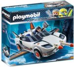 Playmobil Top Agents 9252 P's Spy Racer
