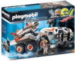 Playmobil Top Agents 9255 Spy Team Battle Truck