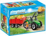 Playmobil Country 6130 Traktor m/henger