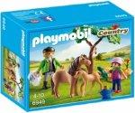 Playmobil Country 6949 Vetrinær m/ponni & føll