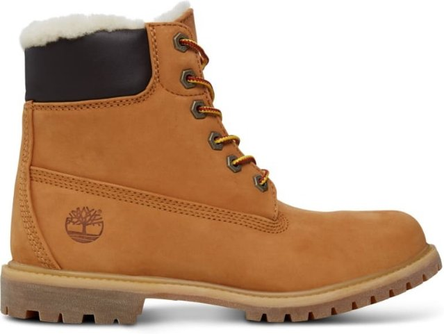 Timberland 6 Inch Lined (Dame)