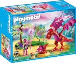 Playmobil Fairies 9134 Drage med Baby
