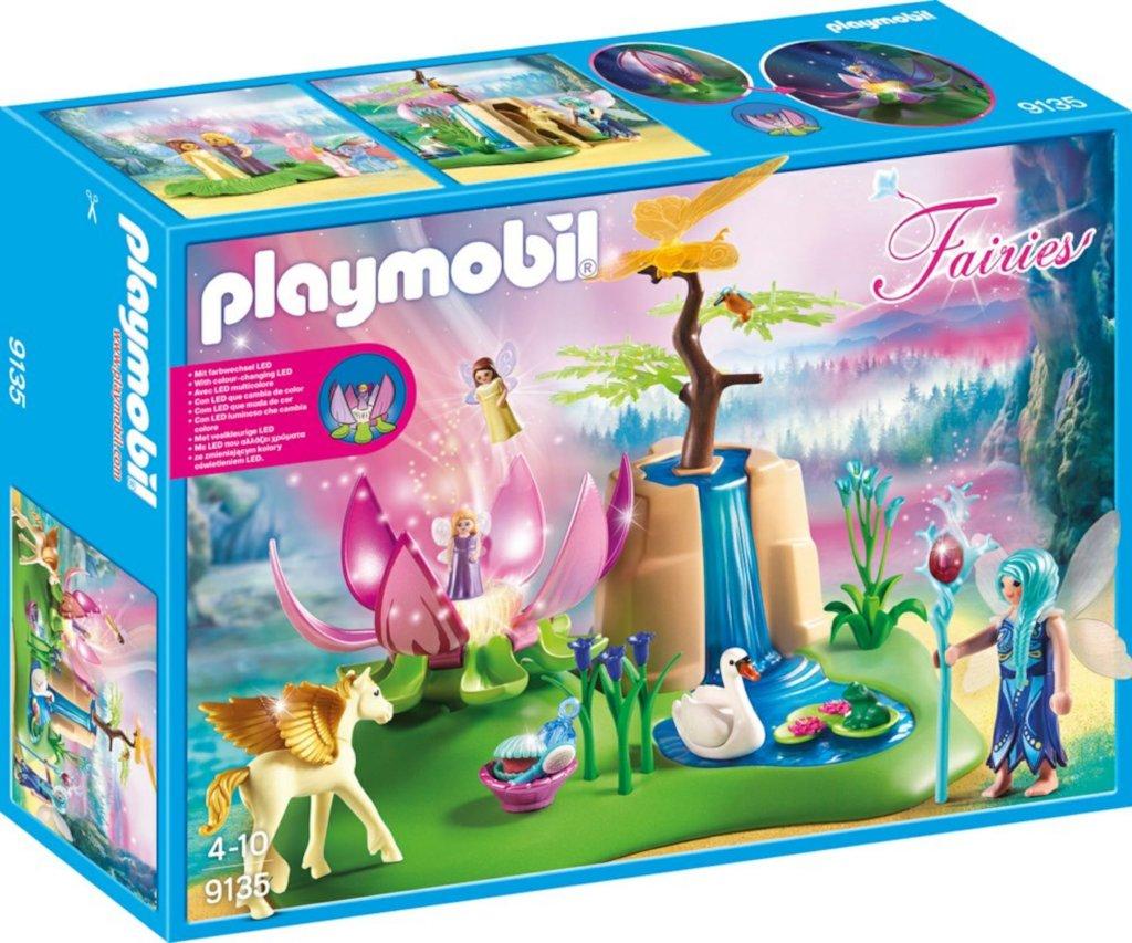 Playmobil Fairies 9135 Mystisk Alvedal