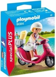 Playmobil Special Plus 9084 Strandgjest m/scooter