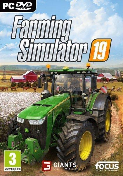 Farming Simulator 19 til PC
