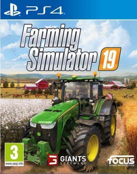Farming Simulator 19 til Playstation 4
