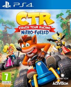 Crash Team Racing Nitro-Fueled til Playstation 4