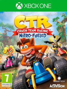 Crash Team Racing Nitro-Fueled til Xbox One