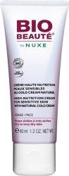 Nuxe Bio Beauté High-Nutrition Cream for Sensitive Skin - Face 50ml