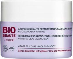 Nuxe Bio Beauté High-Repair SOS Rescue Balm for Sensitive Skin 50ml