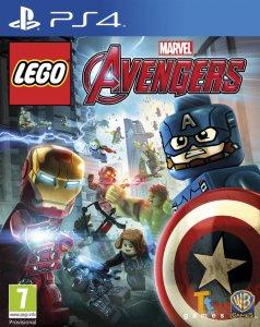 LEGO Marvel's Avengers til Playstation 4
