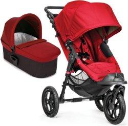 Baby Jogger City Elite Duovogn m/liggedel