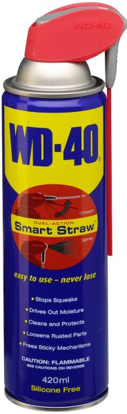 WD-40 Multispray Smart Straw 450 ml