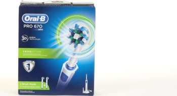 Test: Oral-B Pro 670