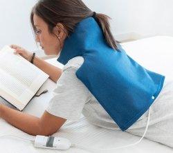 Innovagoods varmepute for nakke og skuldre 40x60cm