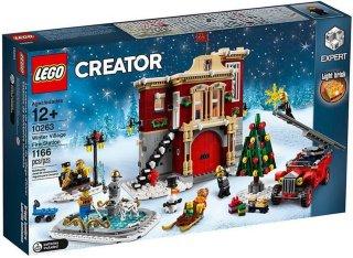 Creator Expert 10263 Winter Village Fire Station