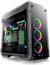 Thermaltake View 71 Tempered Glass RGB Plus