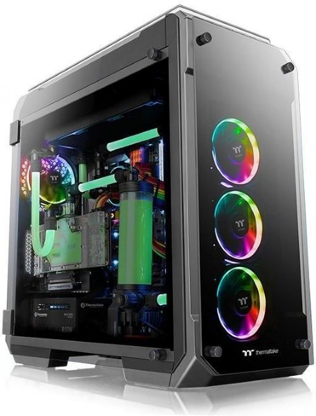 Thermaltake View 71 Tempered Glass RGB Plus