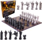 Harry Potter Sjakk Wizards Chess Deluxe