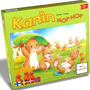 Kanin Hop Brettspill Norsk utgave