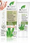Dr Organic Hemp Oil Intensive Hand & Nail Treatment 100ml