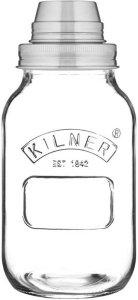 Kilner cocktail shaker