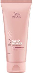 Wella Professionals Invigo Warm Blonde Color Refreshing Conditioner 200ml
