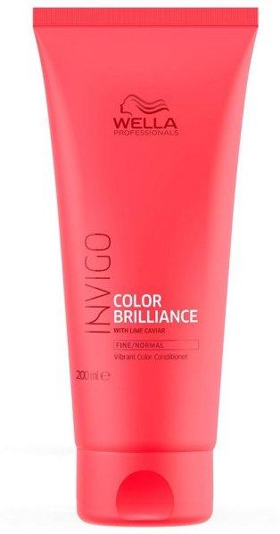 Wella Professionals Invigo Color Brilliance Conditioner Fine 200ml