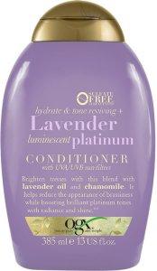 Lavender Platinum Conditioner 385ml