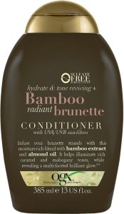 OGX Bamboo Brunette Conditioner 385ml