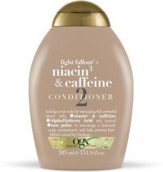 OGX Niacin³ & Caffeine Conditioner 385ml