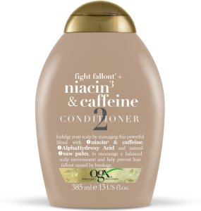 OGX Niacin³ & Caffeine Conditioner 385ml
