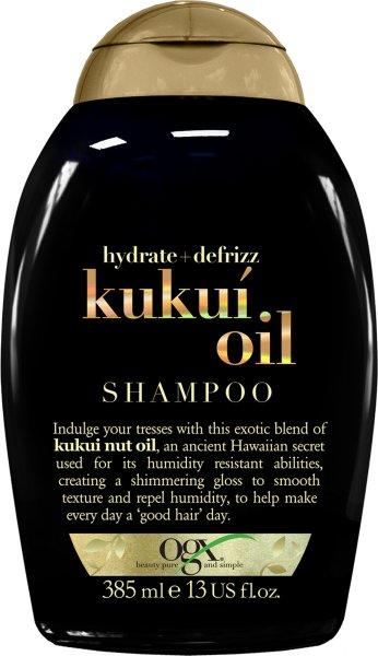 OGX Kukui Oil Shampoo 385ml