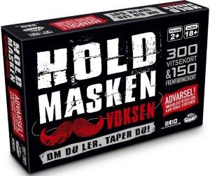 Hold Masken Voksen 18+