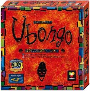 Ubongo Brettspill