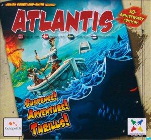 Atlantis Brettspill