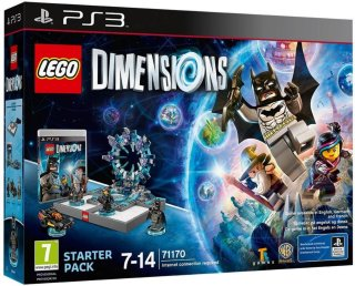 LEGO Dimensions Startpakke til PlayStation 3