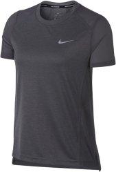 Nike Dry Miler Short Sleeve Top (Dame)