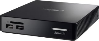 Shuttle XPCnano (PFB-NS02A011)